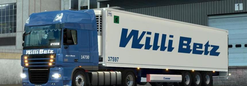 WILLI BETZ TRAILERS 1.21.xx