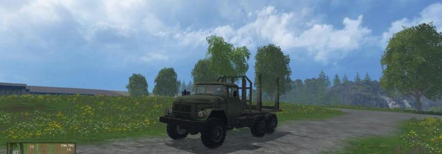 ZIL 131 Forest v1.0
