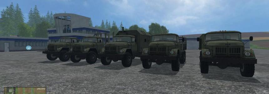 ZIL 131 Pack updated v1.0