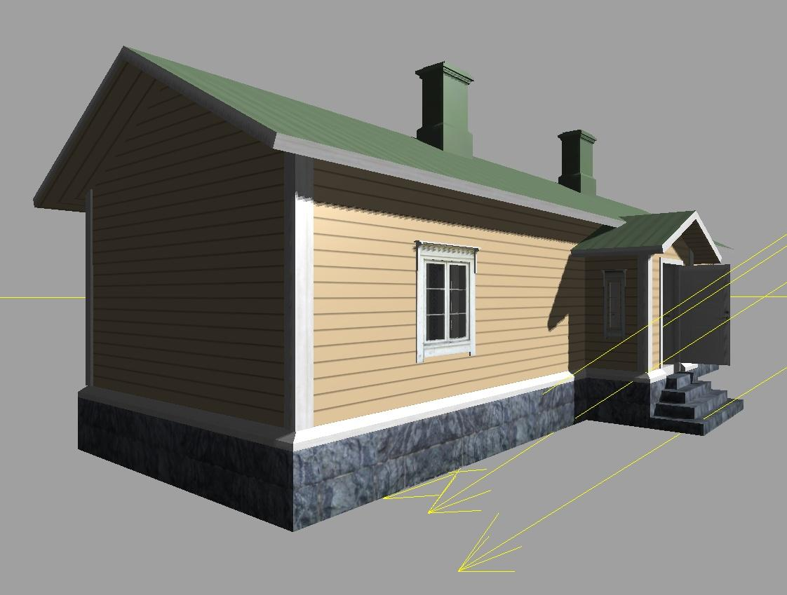 Farm House V1