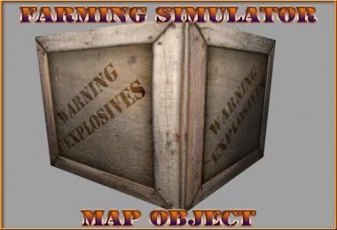 Explosives Crate v1.0