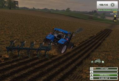 MR New Holland T7040 v1.0