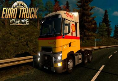 Renault T patch 1.22.x