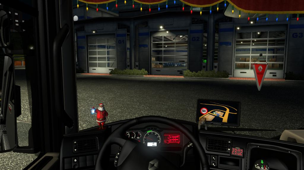 Christmas Addon for Renault Magnum v14 36 - Modhub us