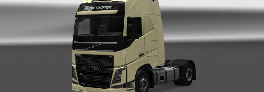 Volvo FH 2013 Grand Duke Skin 1.22