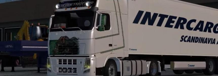 Volvo Fh13 1.22.x