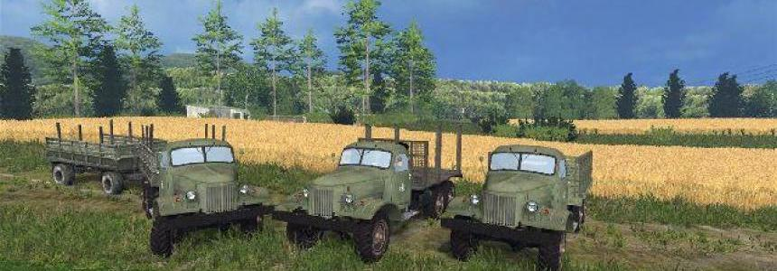 ZIL-157 Forest pack