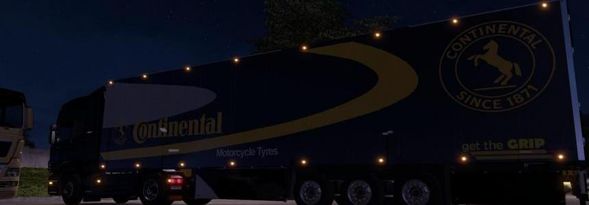 Continental Trailer Skin All Version