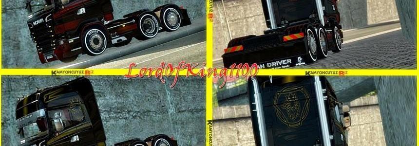 Scania R Skin