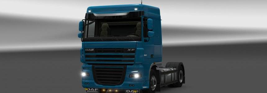 Lobar Daf XF 105 SCS and 50Keda 1.22