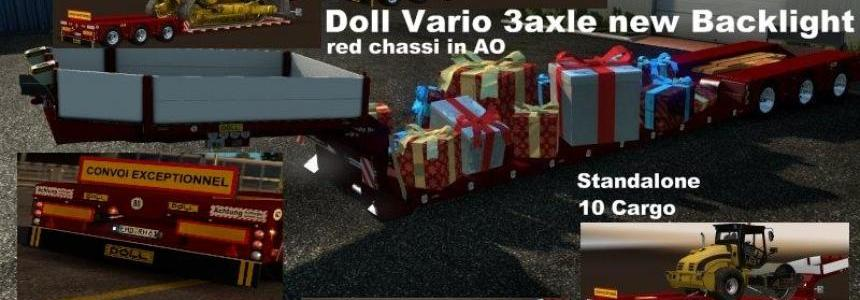 Doll Vario 3Achs with new backlight in AO