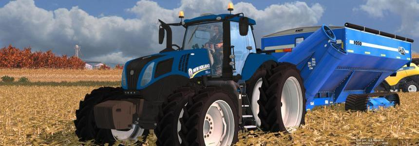 New Holland T8.320 v1