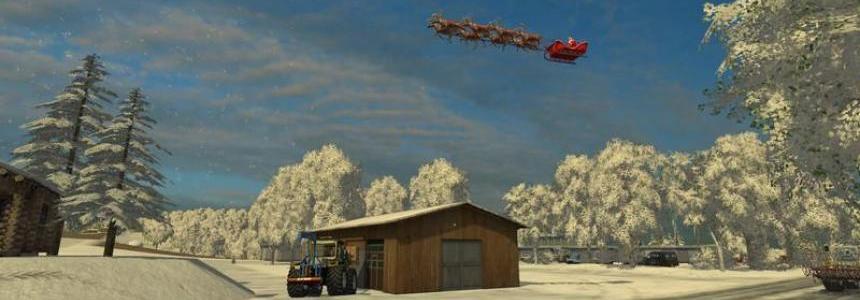 Animated Santa Claus v1.0