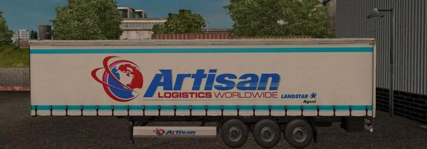 Artisan Logistic Trailer HD