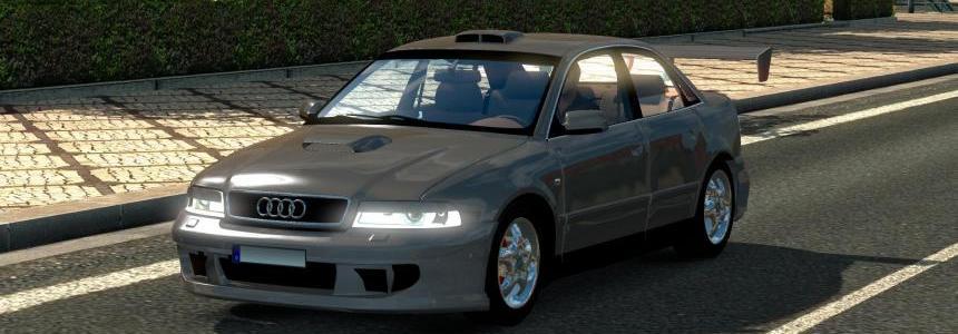Audi A4 Beta v0.5