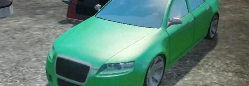 Audi A6 v2.0