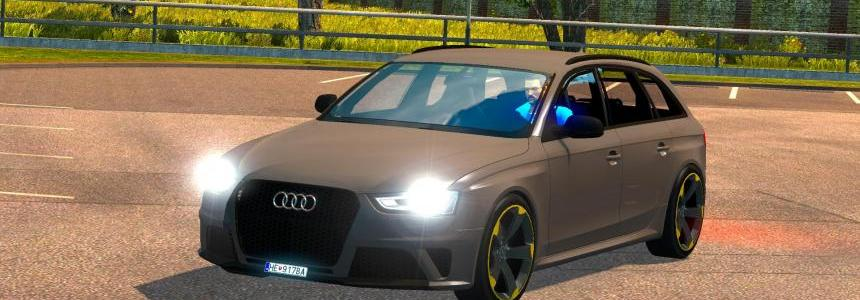 Audi RS4 Updated