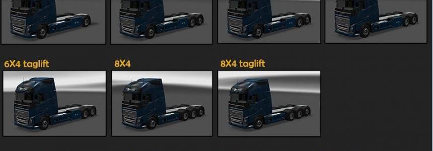 BDF Tandem Truck Pack v50.0