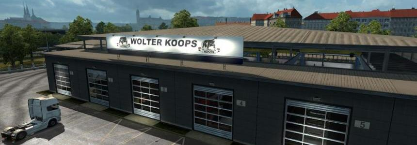 Big Garage Wolter Koops 1.22.x