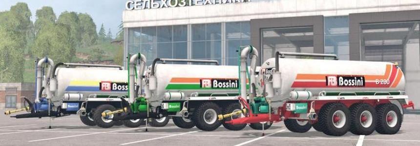 Bossini B200 v2.0 Fix John Deere Skin