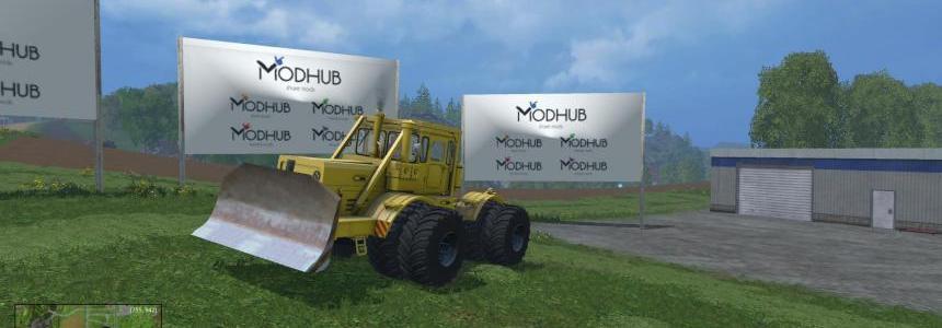 Bulldozer K-700A Kirovec v1.0