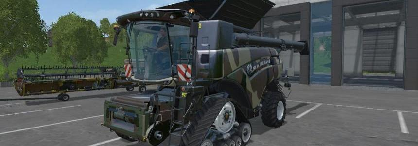 Camo New Holland Pack by Eagle355th v1.0 FIXED