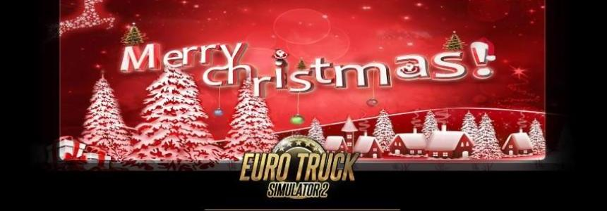 Christmas Loading Screen + Car Dialer Music 1.22