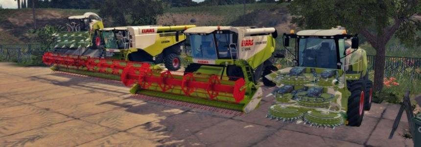 Claas big pack by Zardzis V1