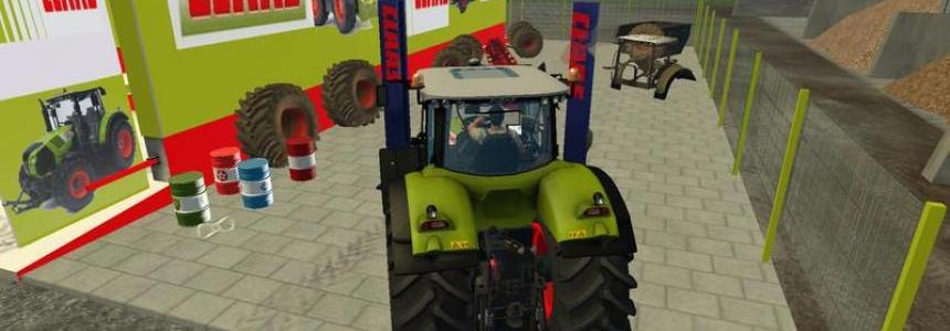 Claas workshop v0.95 Beta