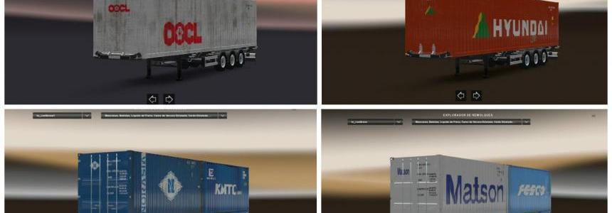 Container Pack v1.0