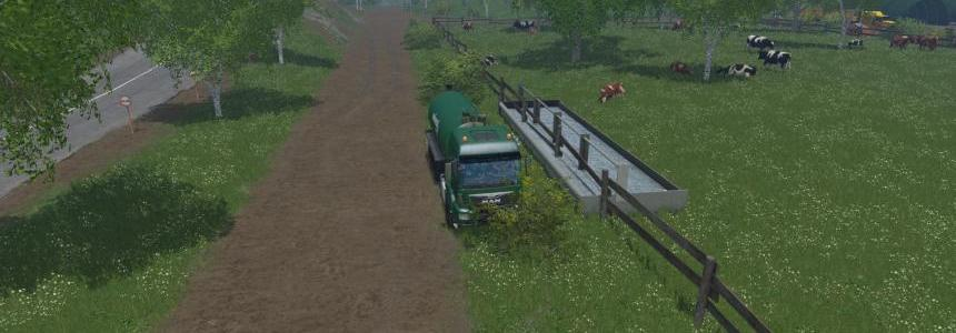 Cow Water Mod v1.0