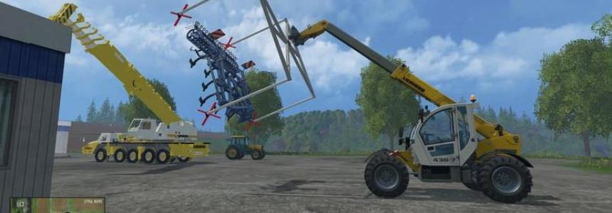 Crane lifting frame v2.0