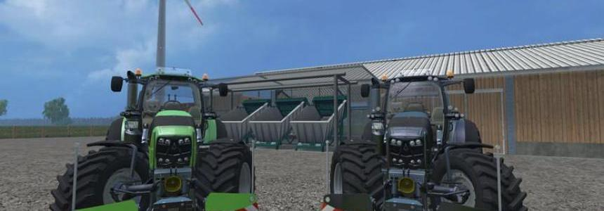 DEUTZ FAHR 7250 TTN WARRIOR v4.0