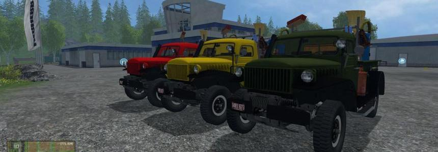 Dodge WM 300 Service Truck Multicolor v1.0