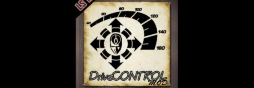 Drive control v3.90