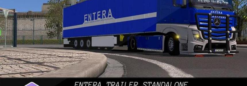 Entera Transporte Standalone Trailer v1.0