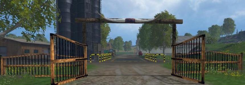 Farm gate and fences v1.0