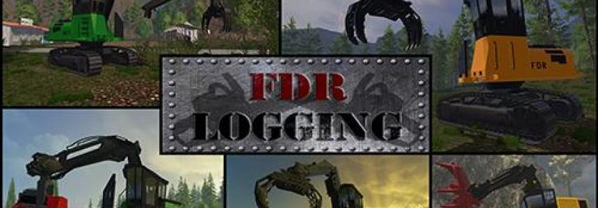 FDR Logging - Machine Update v2.0