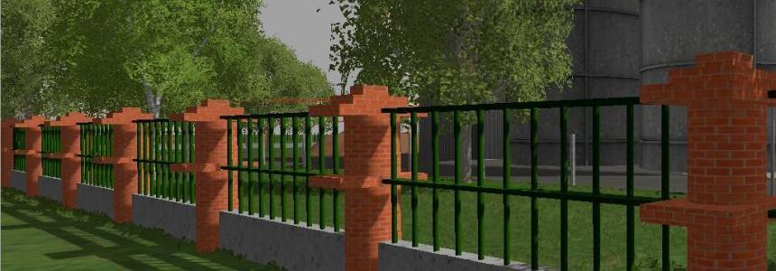 Fence M.M.R v1
