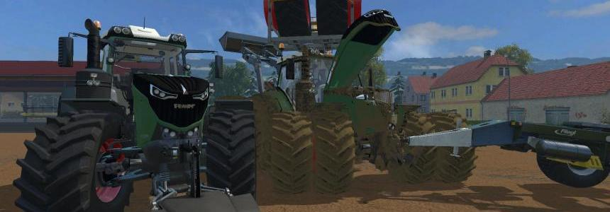 FENDT 1050 VARIO GRIP V4.3 BY STEPH33