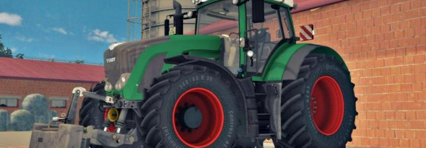 Fendt 936 with new AO v2.2
