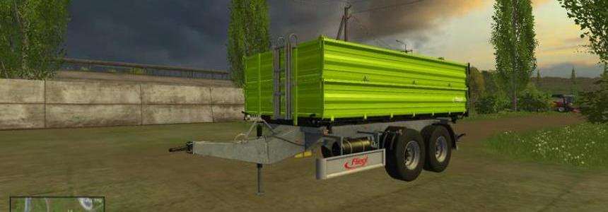 Fliegl TDK 160 v1.0 lightgreen edition