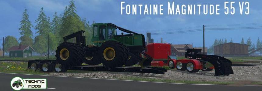 Fontaine Magnitude 55 v3