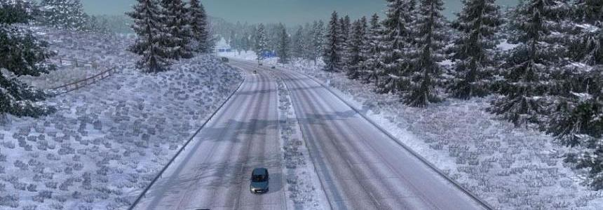Frosty Winter Weather Mod v5.5