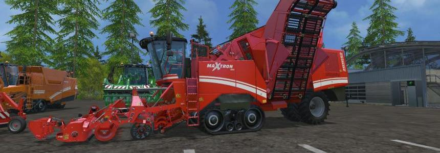 Grimme Dyeable Harvesters by Stevie V2.0