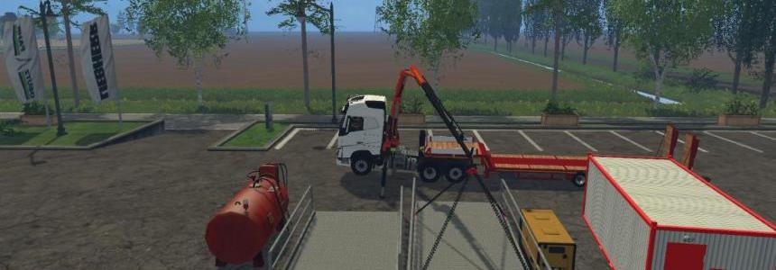 Hoisting & transport funmods v1.0