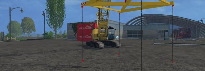 Hositing tool for Liebherr crane v1.0