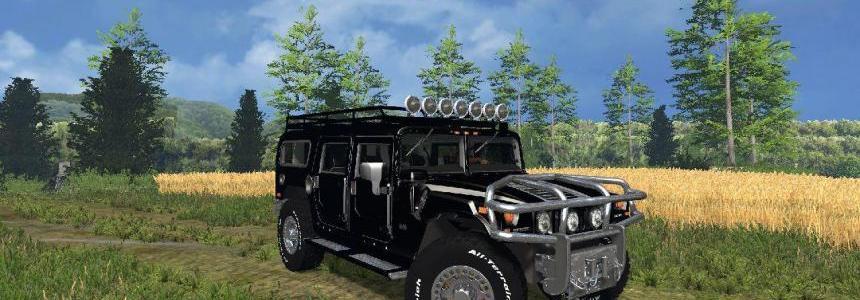 Hummer H1 Terminator v1.0