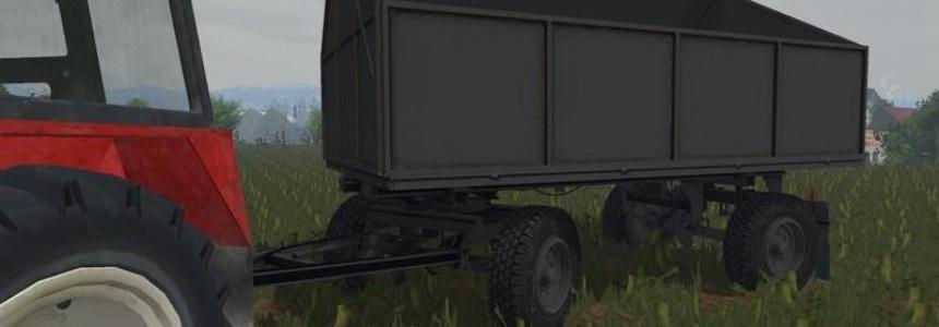 IFA HW 6011 silage trailer v1.0