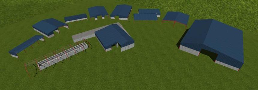 Irish Farm Shed Pack v1.0